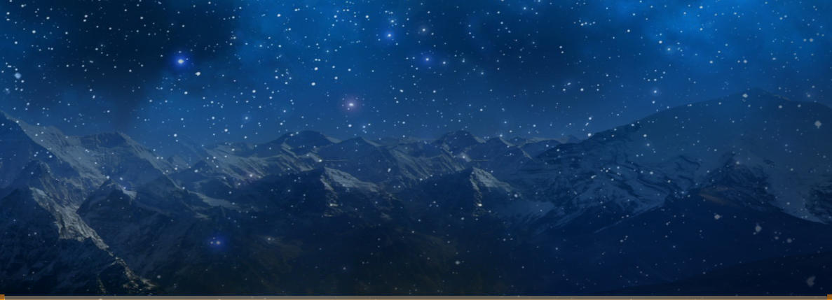 Himalaya starry sky Satsang.uk