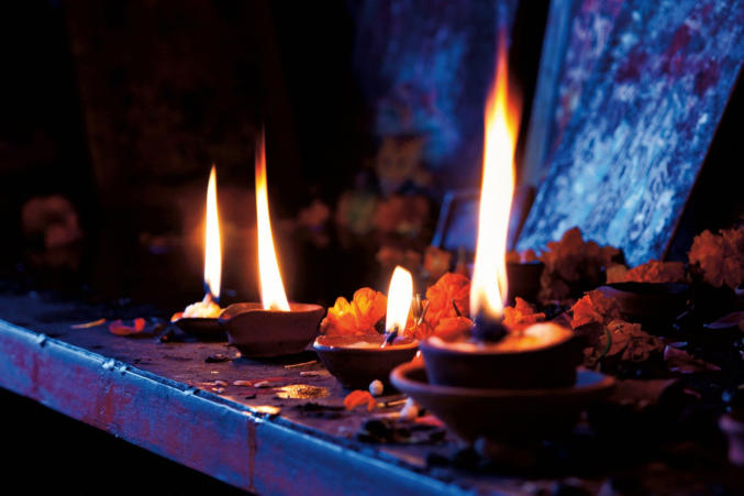 transmission of the flame | Satsang.uk